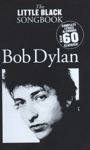 Bob Dylan - The Little Black Songbook - Sheet Music - di-arezzo.co.uk