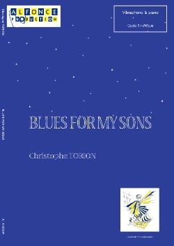 Blues For My Sons Christophe Torion Partition laflutedepan