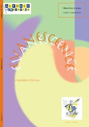Evanescence - Christophe Torion - Partition - laflutedepan.com
