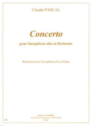 Claude Pascal - concierto - Partitura - di-arezzo.es