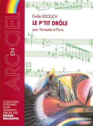 Emile Lelouch - Le P'tit Drôle - Partition - di-arezzo.fr