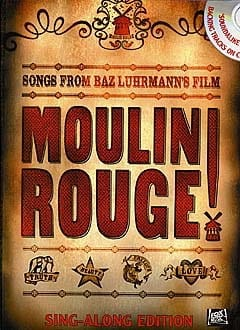 Moulin Rouge! Sing-Along Edition - Partition - laflutedepan.com