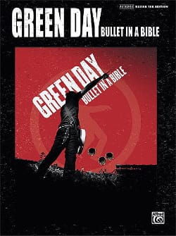 Bullet In A Bible Green Day Partition Pop / Rock - laflutedepan