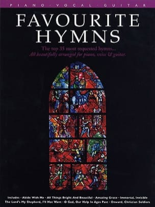 - Favorite Hymns - Sheet Music - di-arezzo.co.uk