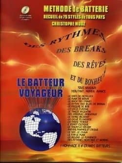 Christophe Mouz - Le Batteur Voyageur - Partition - di-arezzo.fr