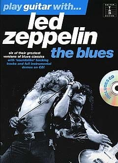 Zeppelin Led - Play Guitar With... Led Zeppelin The Blues - Partition - di-arezzo.ch