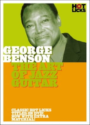 George Benson - DVD - The Art Of Jazz Guitar - Sheet Music - di-arezzo.co.uk