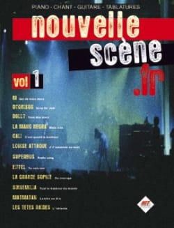 Nouvelle Scène.fr Volume 1 - Partition - laflutedepan.com