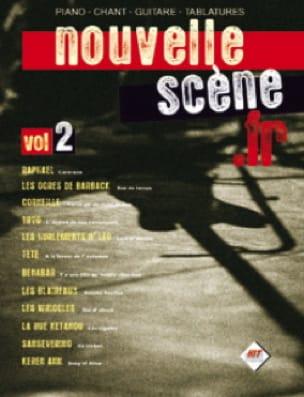 - Nouvelle Scène.fr Volume 2 - Partition - di-arezzo.fr