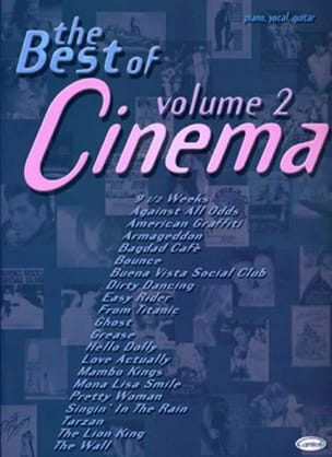 - The Best Of Cinema Volume 2 - Sheet Music - di-arezzo.com