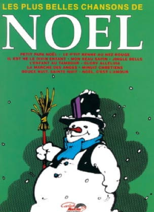 Noël - The Most Beautiful Christmas Songs - Sheet Music - di-arezzo.com