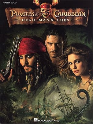 Hans Zimmer - Pirates of the Caribbean 2 - The Secret of the Cursed Chest - Sheet Music - di-arezzo.co.uk
