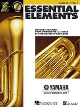 Essential Elements. Basse Sib Fa Volume 1 Partition laflutedepan