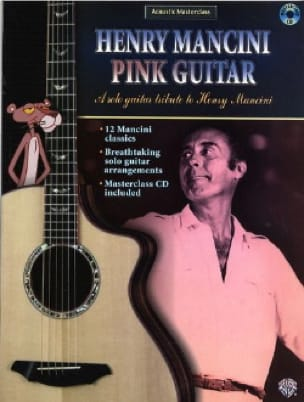 Henry Mancini - Henry Mancini Pink Guitar - Partition - di-arezzo.fr