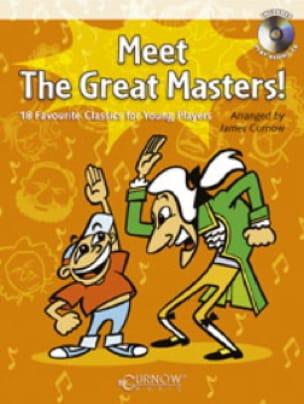 Meet the Great Masters! - Partition - Saxophone - laflutedepan.com