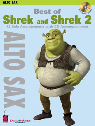 Best Of Shrek And Shrek 2 - Partition - di-arezzo.fr