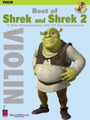 - Best Of Shrek And Shrek 2 - Sheet Music - di-arezzo.com