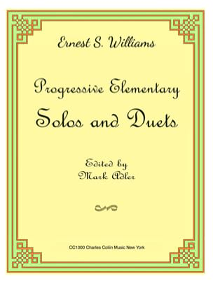 Progressive Elementary Solos And Duets - laflutedepan.com