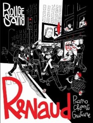 RENAUD - Rojo sangre - Partitura - di-arezzo.es