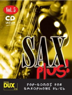 - Sax plus! volume 5 - Partition - di-arezzo.fr