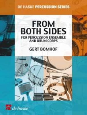 Gert Bomhof - From Both Sides - Partition - di-arezzo.fr
