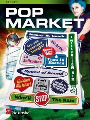 Pop Market - Partition - Flûte traversière - laflutedepan.com
