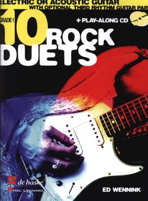 Ed Wennink - 10 Rock Duets - Sheet Music - di-arezzo.co.uk