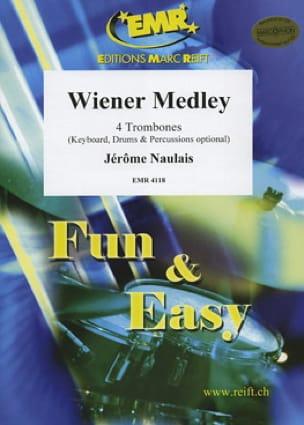 Jérôme Naulais - Wiener Medley - Partition - di-arezzo.fr