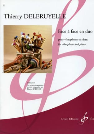 Thierry Deleruyelle - Face to face in duet - Sheet Music - di-arezzo.co.uk