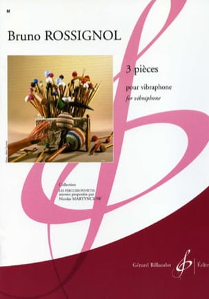 Bruno Rossignol - 3 pieces - Sheet Music - di-arezzo.com
