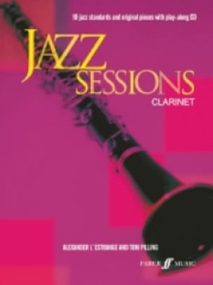 Jazz Sessions L' Estrange Alexander / Pilling Tom laflutedepan