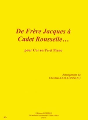 - From Brother Jacques to Cadet Rousselle ... - Sheet Music - di-arezzo.com