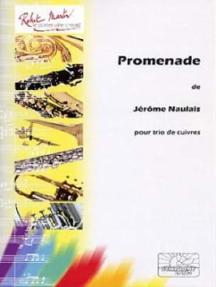 Jérôme Naulais - Promenade - Partition - di-arezzo.fr