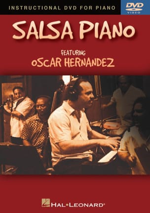 Oscar Hernandez - DVD - Salsa Piano - Sheet Music - di-arezzo.co.uk