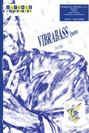 Yves Carlin - Vibrabass quartet - Partition - di-arezzo.fr