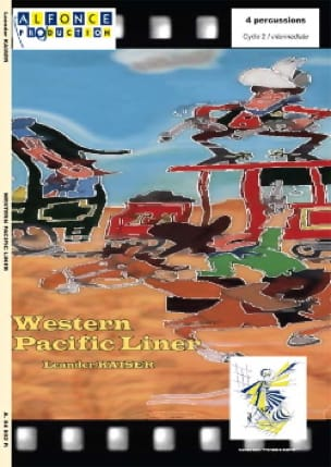 Leander Kaiser - Western Pacific Liner - Sheet Music - di-arezzo.com