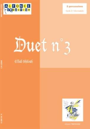 Eldad Shiloah - Duet N° 3 - Partition - di-arezzo.fr