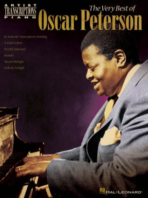 Oscar Peterson - The Very Best Of Oscar Peterson - Partition - di-arezzo.fr