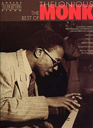 Thelonious Monk - The Best Of Thelonious Monk - Partition - di-arezzo.com