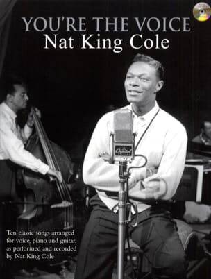 You're The Voice Nat King Cole Partition Jazz - laflutedepan