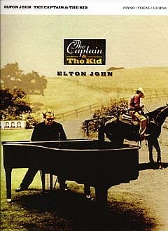 Elton John - The Captain - The Kid - Sheet Music - di-arezzo.co.uk