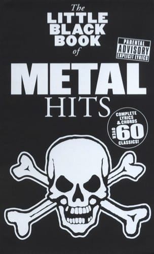 - The little black book of Metal Hits - Sheet Music - di-arezzo.com