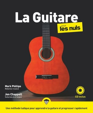 The Guitar For Dummies - 3rd Edition - Livre - di-arezzo.co.uk