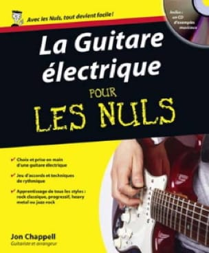 - The Electric Guitar for Dummies - Book - di-arezzo.com