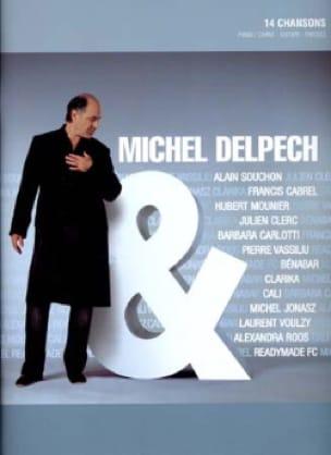 Duos - 14 Chansons - Michel Delpech - Partition - laflutedepan.com