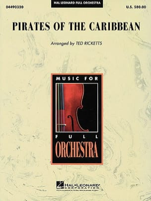 Klaus Badelt - Pirates of the Caribbean - Medley From Curse of the Black Pearl - Sheet Music - di-arezzo.com