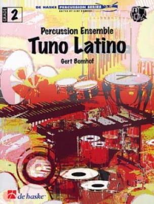Gert Bomhof - Tuno Latino - Partition - di-arezzo.fr