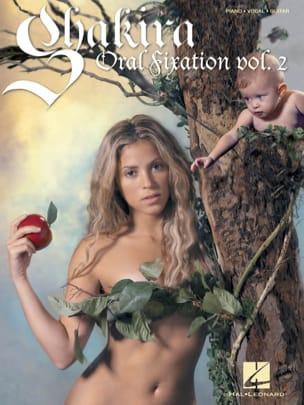 Oral Fixation Volume 2 - Shakira - Partition - laflutedepan.com