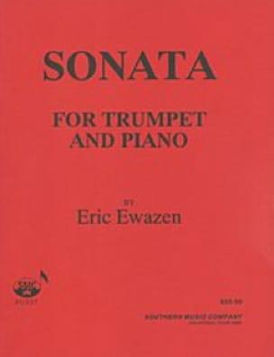 Sonata Eric Ewazen Partition Trompette - laflutedepan