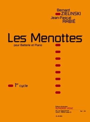 Les Menottes Zielinski Bernard / Rabié Jean-Pascal laflutedepan